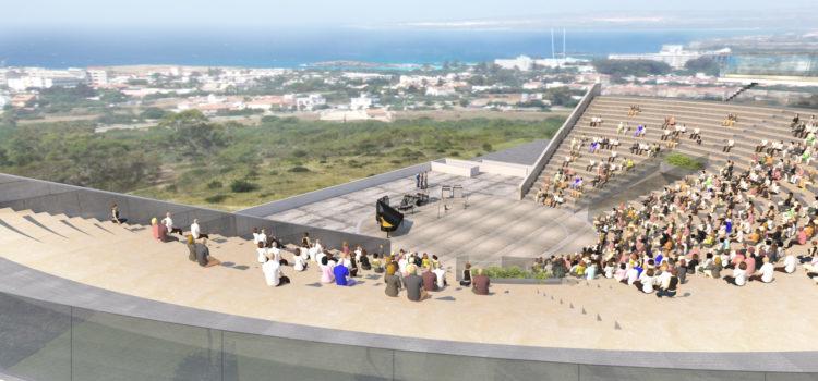 Υπαίθριο Αμφιθέατρο Αγίας Νάπας: Η βάση διεκδίκησης του τίτλου της πολιτιστικής πρωτεύουσας για το έτος 2030