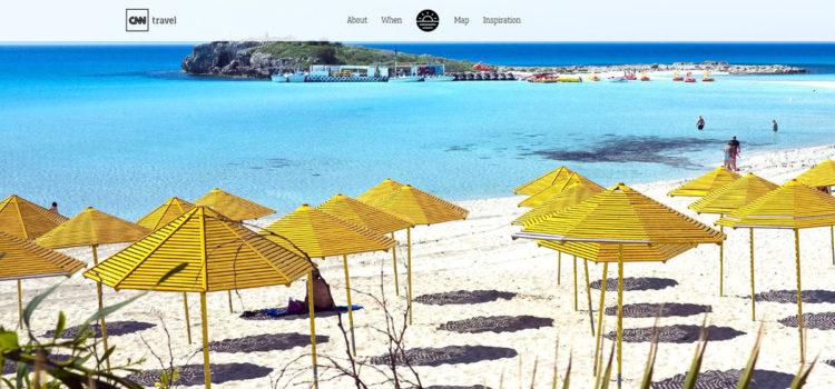 Το CNN ανέδειξε την παραλία Nissi Beach στην κορυφαία του κόσμου