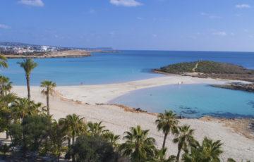Νέα τιμητική διάκριση για το Nissi Beach. Βρίσκεται στις κορυφαίες παραλίες παγκοσμίως σε αξία!