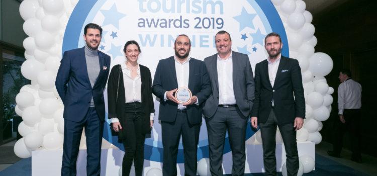 Βραβεύτηκε η Αγία Νάπα για το project Always Ayia Napa στα Tourism Awards 2019