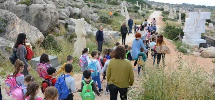 Mεγάλη διάκριση του Νηπιαγωγείου Αγίας Νάπας που κατέκτησε το τρίτο βραβείο στο Παγκύπριο Διαγωνισμό του προγράμματος «Νεολαία και Εθελοντισμός 2018-2019»