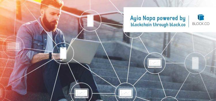 Η Αγία Νάπα γίνεται ο πρώτος Δήμος της Κύπρου που χρησιμοποιεί την τεχνολογία του blockchain