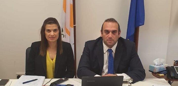 Ο Υπουργός Μεταφορών, Επικοινωνιών και Έργων και η Υφυπουργός Ναυτιλίας συμμετείχαν σε τηλεδιάσκεψη με τους ομολόγους της Ευρωπαϊκής Ένωσης