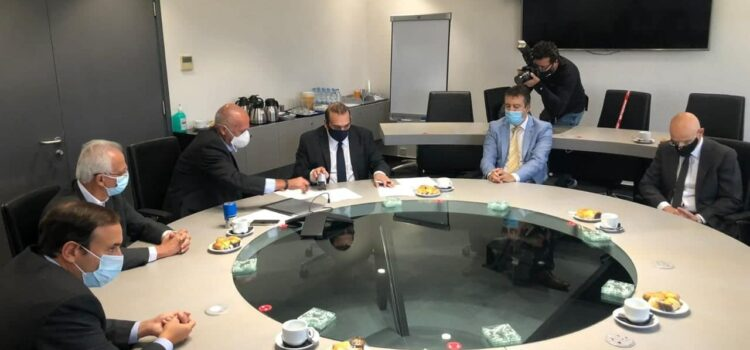 Μνημόνιο Συνεργασίας Υπουργείου Μεταφορών, Επικοινωνιών και Έργων και Πανεπιστημίου Λευκωσίας