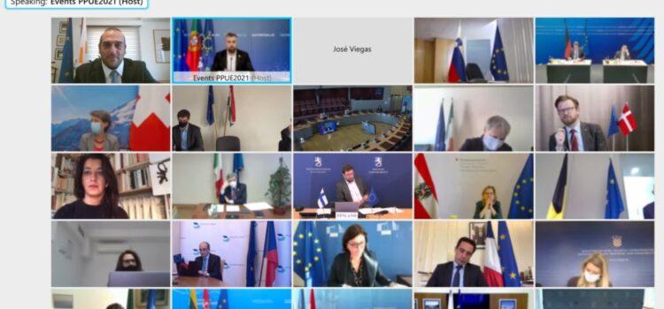 Συμμετοχή Καρούσου στην άτυπη τηλεδιάσκεψη των Υπουργών Μεταφορών της ΕΕ
