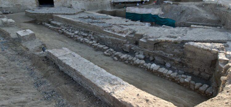 Προκήρυξη διαγωνισμού που αφορά στη μελέτη και κατασκευή για τη διαμόρφωση του Αρχαιολογικού Χώρου της Πύλης Πάφου