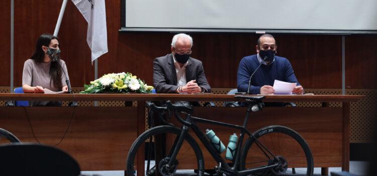 Σχέδιο Δράσης της Προώθησης Χρήσης του Ποδηλάτου 2021 – 2023