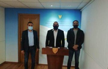 Κοινή πρωτοβουλία ΥΜΕΕ – Κυπριακής Ομοσπονδίας Μοτοσικλέτας για την οδική ασφάλεια των μοτοσικλετιστών