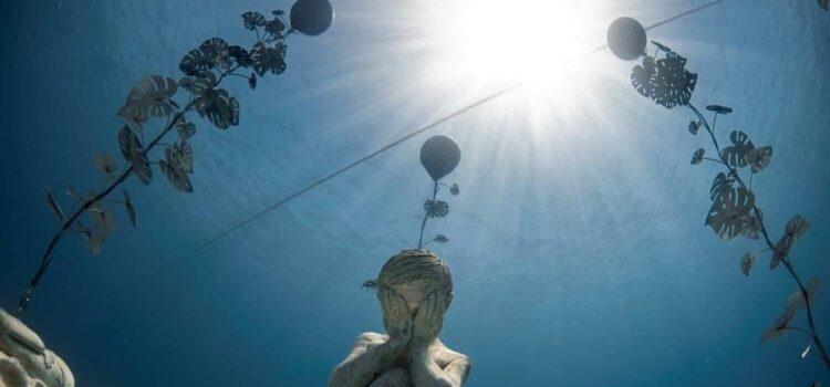 Εγκαίνια υποβρύχιου μουσείου Musan στην Αγία Νάπα