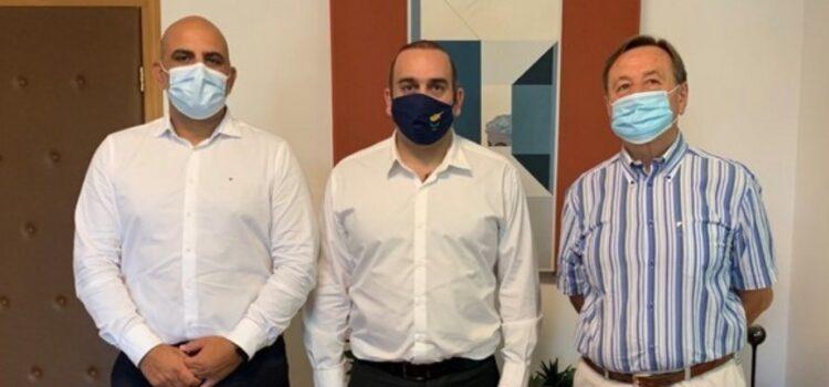 Συνάντηση ΥMEE με αντιπροσωπεία του Συνδέσμου Υδρογόνου Κύπρου